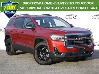 New 2021 GMC Acadia AT4 for sale in Tillsonburg, ON