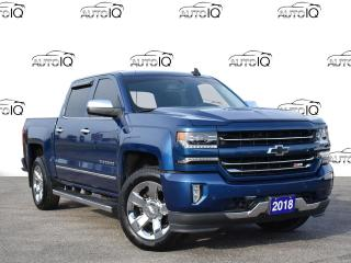 Used 2018 Chevrolet Silverado 1500 LTZ for sale in Tillsonburg, ON