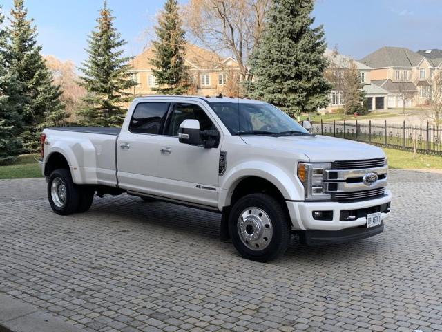 2019 Ford F-450 Limited