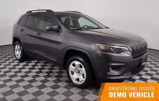 New 2021 Jeep Cherokee North SALES DEMO! SPECIAL PRICING! for sale in Huntsville, ON