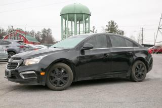 Used 2015 Chevrolet Cruze 1LT LT MODEL   AUTO   A/C for sale in Stittsville, ON