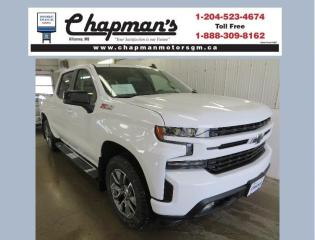 New 2021 Chevrolet Silverado 1500 RST Heated Seats, Remote Start, HD Rear View Camera for sale in Killarney, MB