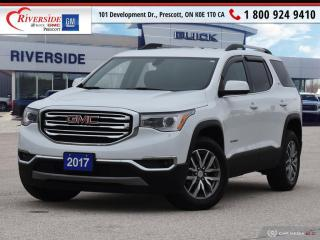 Used 2017 GMC Acadia SLE-2 for sale in Prescott, ON