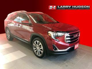 Used 2018 GMC Terrain SLT AWD | Navigation | Sunroof | One Owner for sale in Listowel, ON