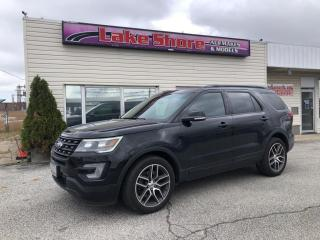 Used 2017 Ford Explorer Sport LEATHER for sale in Tilbury, ON