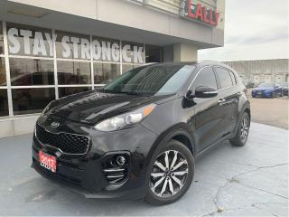 Used 2017 Kia Sportage EX AWD # Heated Seats #Bluetooth #Back-up Camera for sale in Chatham, ON