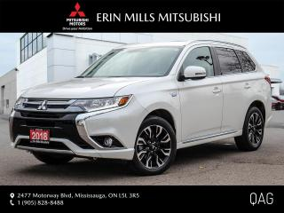 Used 2018 Mitsubishi Outlander Phev SE S-AWC|NO ACCIDENTS|CARPLAY|CAM|BLIND SPOT for sale in Mississauga, ON