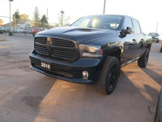 Used 2016 RAM 1500 Sport ***Local Trade*** for sale in St. Thomas, ON