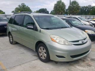 Used 2008 Toyota Sienna CE for sale in North York, ON