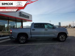 New 2021 Toyota Tundra SR5 TRD Off-Road  -  Sunroof - $386 B/W for sale in Simcoe, ON