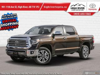 New 2021 Toyota Tundra Platinum 1794 Edition for sale in High River, AB