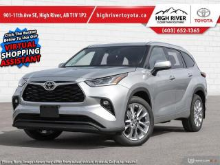 New 2021 Toyota Highlander for sale in High River, AB