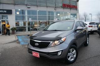 Used 2015 Kia Sportage 2.4L LX FWD at for sale in Pickering, ON