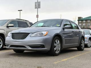Used 2014 Chrysler 200 LX for sale in Red Deer, AB