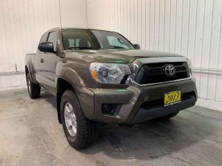 Used 2013 Toyota Tacoma SR5 V6 w/ONE LOCAL OWNER AND NO ACCIDENTS!!! for sale in Huntsville, ON