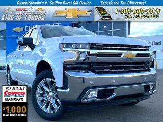 New 2021 Chevrolet Silverado 1500 LTZ for sale in Rosetown, SK