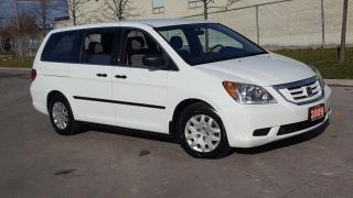 Used 2009 Honda Odyssey Only 141000 km,7 Pass, 3/Y warranty availabl for sale in Toronto, ON