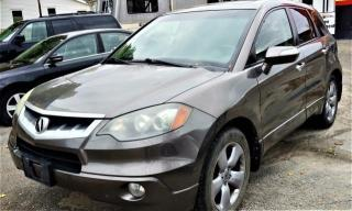 Used 2008 Acura RDX 5-Spd AT for sale in St. Catharines, ON