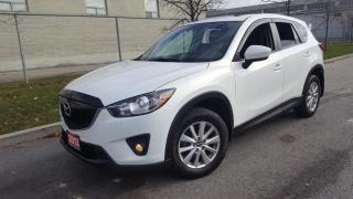 Used 2014 Mazda CX-5 AWD, Low KM,  Sunroof,  3/Y Warranty Available. for sale in Toronto, ON