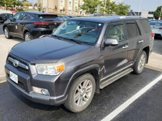 Used 2010 Toyota 4Runner LEATHER AND ACCIDENT FREE for sale in North York, ON