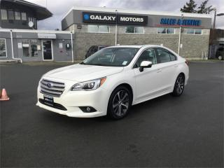Used 2015 Subaru Legacy 2.5I W/LIMITED - Adaptive Cruise Blind Spot for sale in Victoria, BC