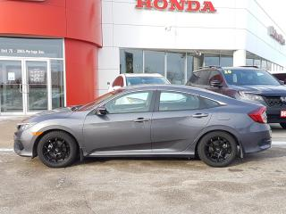Used 2016 Honda Civic EX No Accidents, APPLE CARPLAY, ANDROID AUTO, SUNROOF for sale in Winnipeg, MB