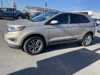 Used 2018 Ford Edge SEL - AWD, REMOTE START, HEATED LEATHER for sale in Kingston, ON