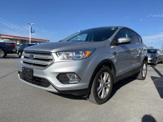 Used 2017 Ford Escape SE - SEAT HEAT, BLUETOOTH,  14,700 KMs!!! for sale in Kingston, ON