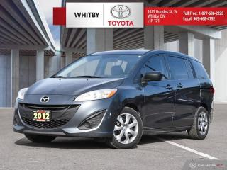 Used 2012 Mazda MAZDA5 GS for sale in Whitby, ON