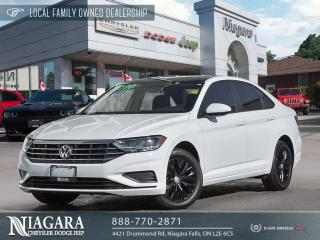Used 2019 Volkswagen Jetta HighLine LOCAL TRADE for sale in Niagara Falls, ON