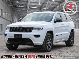 New 2021 Jeep Grand Cherokee Limited for sale in Mississauga, ON