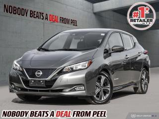 Used 2018 Nissan Leaf S for sale in Mississauga, ON