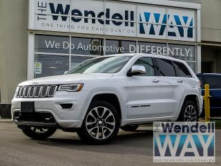 Used 2018 Jeep Grand Cherokee Overland Safety Group for sale in Kitchener, ON