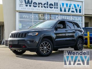 Used 2018 Jeep Grand Cherokee Trailhawk Luxury for sale in Kitchener, ON