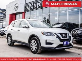 Used 2017 Nissan Rogue S for sale in Maple, ON