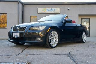 Used 2008 BMW 3 Series 328I CONVERTIBLE GORGEOUS AND LOW KM for sale in Burlington, ON