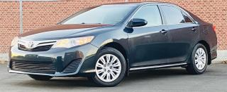 Used 2013 Toyota Camry LE TEXT.US 647.678.7778  REARVIEW CAM  for sale in Mississauga, ON