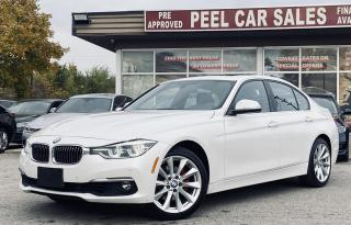 Used 2017 BMW 3 Series 330i xDrive|TEXT.US|647.678.7778| NAVI|REARVIEW|SUNROOF| for sale in Mississauga, ON