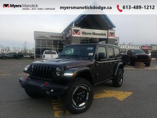 New 2021 Jeep Wrangler Rubicon  - Rubicon Decal -  Dana Axles - $359 B/W for sale in Ottawa, ON