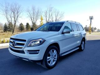 Used 2014 Mercedes-Benz GL-Class GL 350 BlueTEC 4 portes 4MATIC for sale in St-Eustache, QC