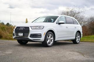Used 2018 Audi Q7 3.0T Komfort *LEATHER* *SUNROOF* *NAVIGATION* *POWER SEAT* *POWER MIRROR* for sale in Surrey, BC
