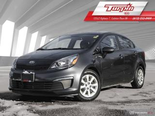 Used 2016 Kia Rio LX+ for sale in Carleton Place, ON