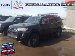 New 2021 Toyota 4Runner Venture Package 5 Passenger for sale in Steinbach, MB