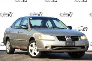 Used 2004 Nissan Sentra 1.8L I4 ENGINE | AUTOMATIC TRANSMISSION | for sale in Kitchener, ON