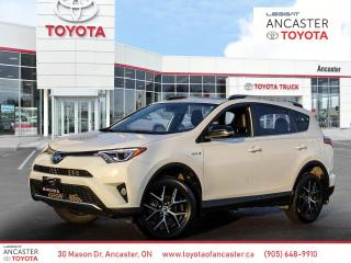 Used 2018 Toyota RAV4 Hybrid SE Hybrid for sale in Ancaster, ON