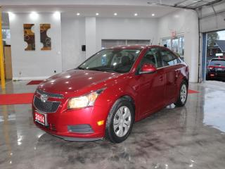Used 2014 Chevrolet Cruze 1LT Leather seats,Free of Accident for sale in Richmond Hill, ON
