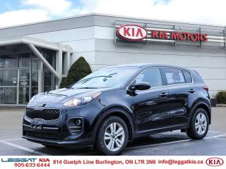 Used 2017 Kia Sportage LX | FWD | A/C | CRUISE | BACK UP CAM | HEATED SEATS | for sale in Burlington, ON