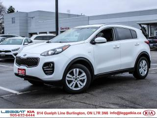 Used 2017 Kia Sportage LX | AWD | A/C | BACK UP CAM | CRUISE | for sale in Burlington, ON