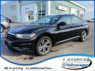 Used 2019 Volkswagen Jetta Highline R-Line Manual - LOADED for sale in PORT HOPE, ON