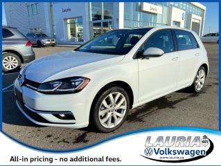 Used 2019 Volkswagen Golf Execline Auto - LOADED for sale in PORT HOPE, ON